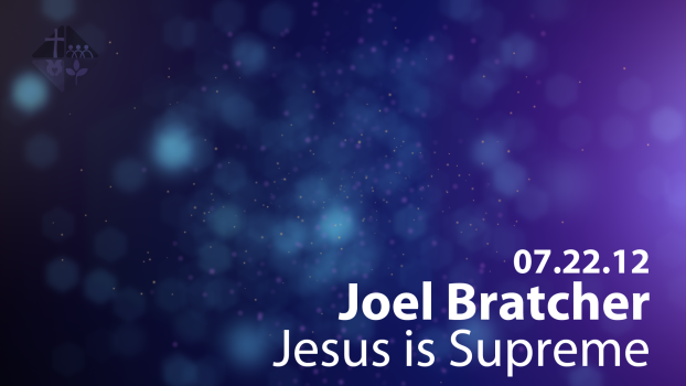 Jesus is Supreme