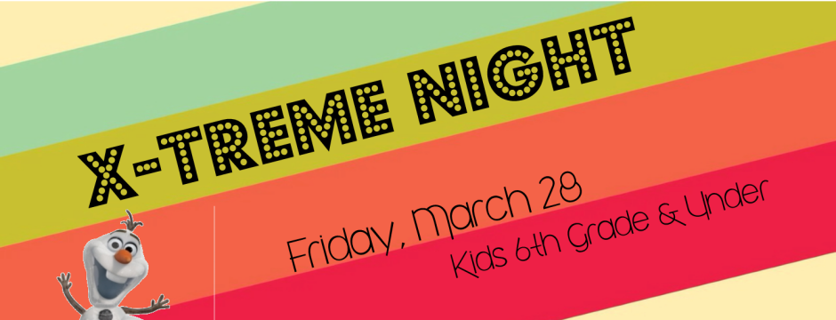 Xtreme Night Registration