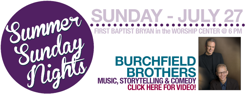 SSN: Burchfield Brothers