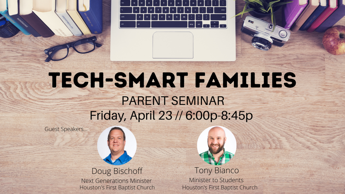 Tech-Smart Families Parent Seminar
